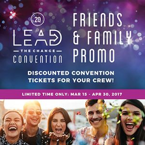 Picture of Friends & Family Promo – 2017 Youngevity Convention